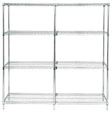 White Wire Shelving Unit by Storage Adder Wire Shelving Unit Specialty Marketplace