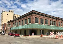 Seeking About City Seeking Proposals To Buy Redevelop Former Barden S Building