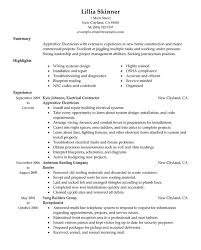 Electrician Resume Samples by Absolutely Ideas Journeyman Electrician Resume 6 Unforgettable