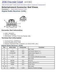 2006 gmc sierra bose radio wiring diagram 2004 chevy silverado