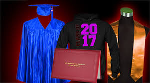 graduation senior packages cap and gowns diploma covers