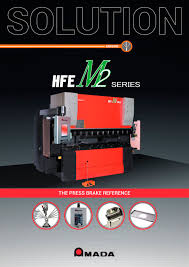 hfe m2 amada pdf catalogue technical documentation brochure