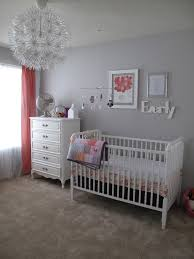 Pink And Grey Nursery Curtains by Bedroom Fascinating Decorating Ideas Using White Loose Curtains