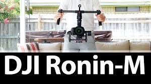 real estate video tours dji ronin m review