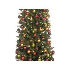 pre decorated christmas trees for sale green interiors