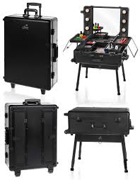 portable hair and makeup stations nyx makeup artist with lights large