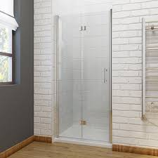 Frameless Bifold Shower Door Frameless Bifold Shower Door Enclosure Hinge Door Glass Screen
