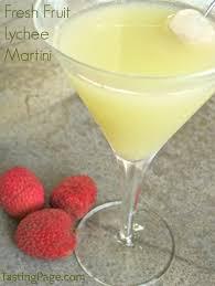 martini litchi fresh fruit lychee martini u2014 tasting page