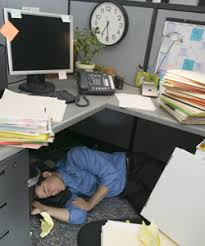 Sleeping At Your Desk Encouraging Employees To Become Brand Advocates