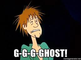 Ggg Meme Generator - g g g ghost scared shaggy meme generator