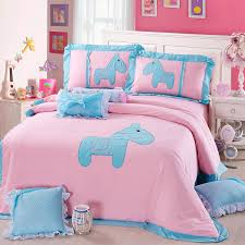 Horse Comforter Twin Horse Bedding For Girls Collections Etc Western Horse Fleece