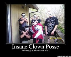 Insane Clown Posse Memes - mindfrak the miraculous stupidity of insane clown posse redeye