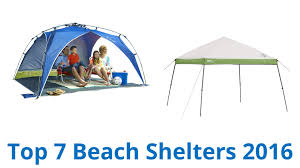Kelty Canopy by 7 Best Beach Shelters 2016 Youtube