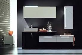 appealing contemporary vanities for small bathrooms largo gray oak
