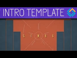 free after effects 2d intro template 23 download ae