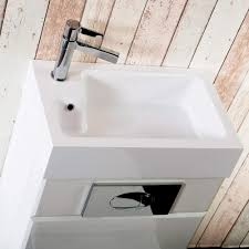 Space Saving Sinks Futura Space Saving Toilet And Basin Pack Amazon Co Uk Kitchen
