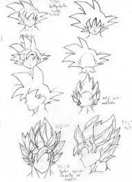 draw kid goku illustration kid goku goku