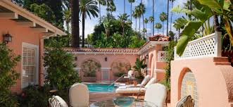 renovated bungalows at the beverly hills hotel northrop