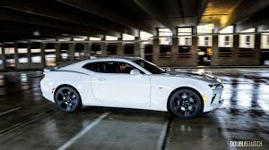 First Drive 2016 Chevrolet Camaro Ss Doubleclutch Ca