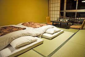 chambre style japonais style japonais de chambre à coucher photo stock image du
