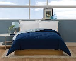 amazon com villa collection solid color reversible queen