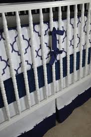 Deer Crib Bedding Grey Navy Crib Skirt Creative Ideas Of Baby Cribs