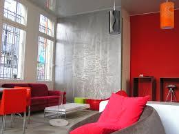 wandgestaltung rot rote wand 50 ideen mit wandfarbe rot archzine net