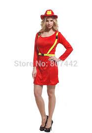Fireman Halloween Costume Cheap Womens Firefighter Costume Aliexpress