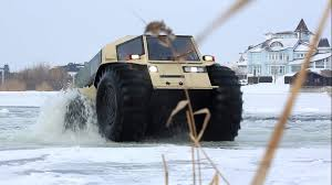 amphibious truck tg two man sherp atv russia other awesome vehicles pinterest