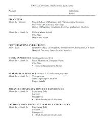resume for graduate school template sle student resume for internship graduate school template