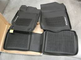 toyota camry oem floor mats 15 16 toyota camry all weather floor mat set oem pt908 03155 20 ebay