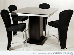 contemporary counter height table modern counter height dining table 15 sets home design lover 13