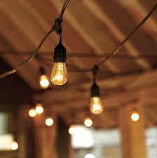 bulb strands modern rustic http www houzz photos