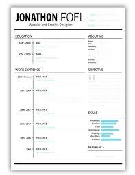 creative resume formats creative professional resume templates cool resume template creative