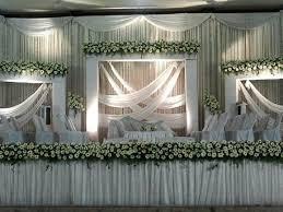 Beautiful Wedding Stage Decoration Cabbon Wedding Planners