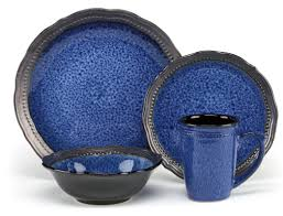 cuisinart jenna 16 piece dinnerware set service for 4 u0026 reviews