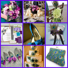 Peacock Themed Wedding Whimsy U0026 Wise Events Custom Inspiration Board Peacock Themed Wedding