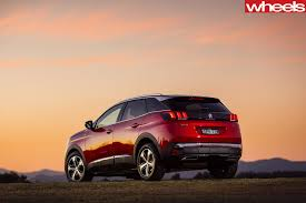 peugeot 3008 review 2018 peugeot 3008 gt first drive review wheels