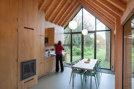 Compact House Compact Recreation House By Zecc Architecten