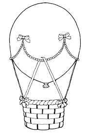 balloon coloring pages decorating air balloon coloring pages bulk color