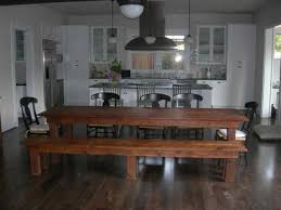 Square Kitchen Table With Bench Square Dining Dining Room Tables With A Bench Room Tables Unique