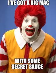 Ronald Mcdonald Meme - ronald mcdonald memes imgflip