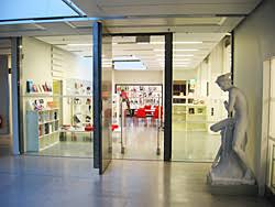 Konstfack University College Of Arts Crafts And Design Library Konstfack