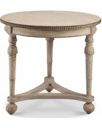 cream round end table deal alert elk lighting wyeth cream ivory accent table round