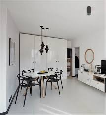 Minimalist Apartment A Small Minimalist Apartment In Bucharest Desire To Inspire