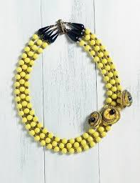 146 best beaded necklace projects images on pinterest beaded