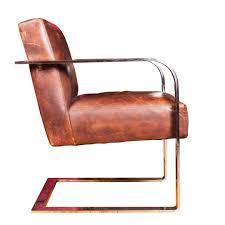 Ralph Lauren Armchair Pair Of Ralph Lauren Modern Penthouse Dining Or Lounge Chairs