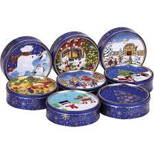 halloween cookie tins royal dansk danish butter cookies holiday gift 12 oz walmart com