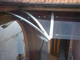 pensilina tettoia in policarbonato plexiglass pensilina tettoia in policarbonato plexiglas con angolo interno