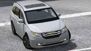 Honda Odyssey 2014 Roof Rack by 2014 Honda Odyssey Touring Gta5 Mods Com
